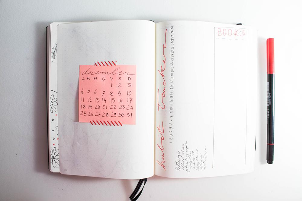bulelt journal tracker