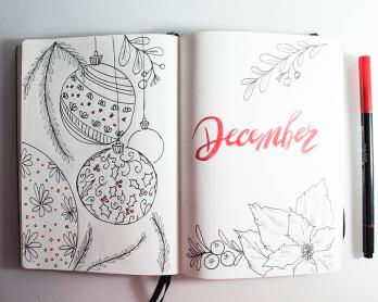Bullet Journal December