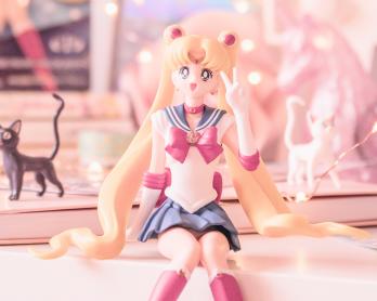 Sailor Moon Break Time figure: unboxing e recensione